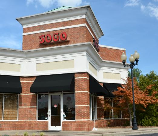 Sogo concord menu prices restaurant reviews for Cheap hotels near charlotte motor speedway
