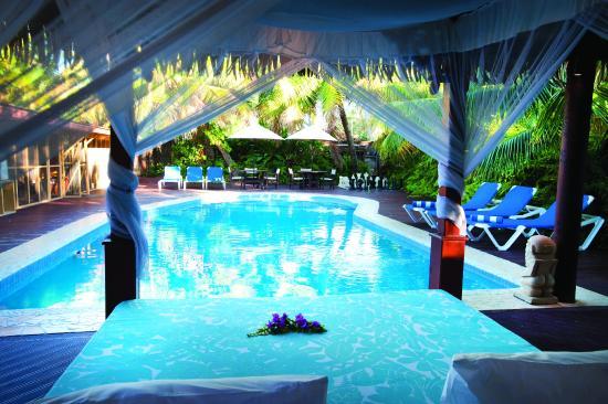 The Rarotongan Beach Resort Lagoonarium 3 Bedroom Private Pool Villa