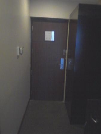 The Metroplace Hotels: Door side from inner view