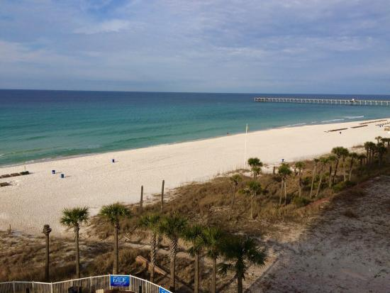 Grand Panama Beach Resort: view from condo, 602