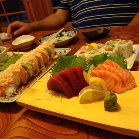 Foto de Edo Japanese Restaurant