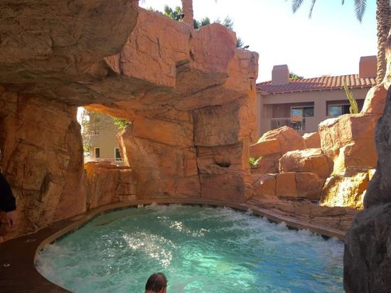 The Wonderful Hot Tub Picture Of Sheraton Desert Oasis Scottsdale Tripadvisor