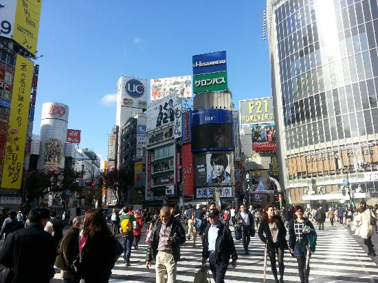 Shibuya Center-gai
