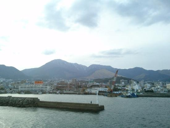 Beppu International Tourism Port