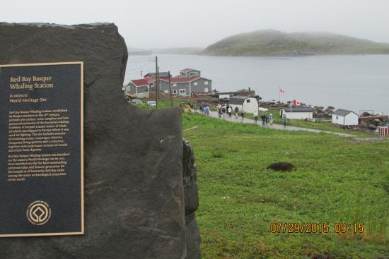 Red Bay, Канада: Basque Whaling Station