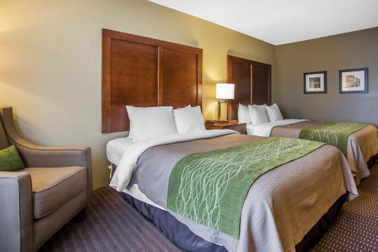 Rhinelander, WI: Guest Room
