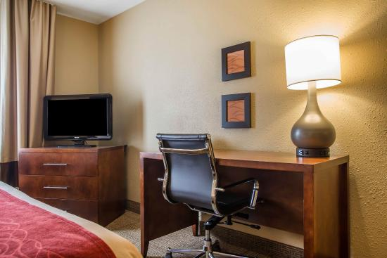 Rhinelander, Wisconsin: Guest Room
