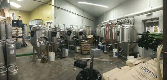 Stone's Throw Brewing