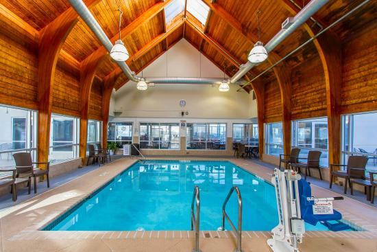 Comfort Inn at the Zoo: Pool