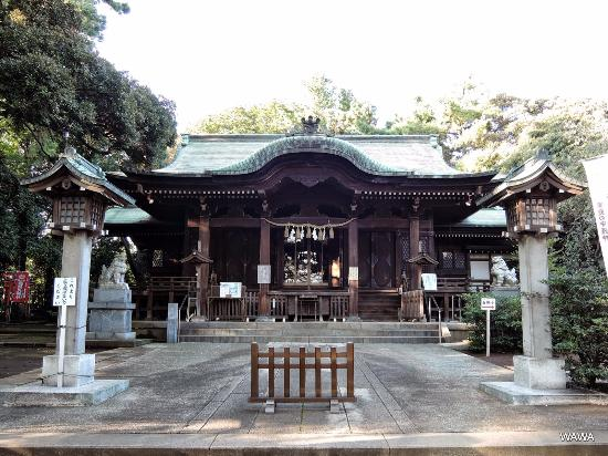 Tamagawa Shrine