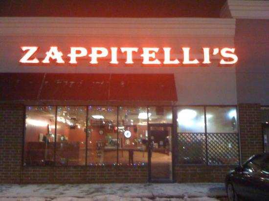 Zappitelli S Restaurant In Mentor