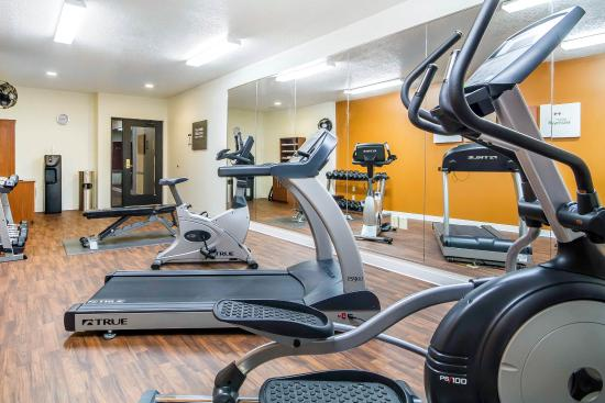 Ramsey, MN: Fitness center