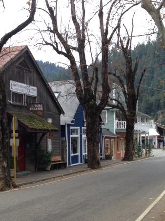Downieville Photo