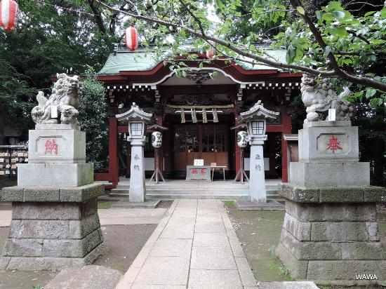 Komatsunagi Shrine