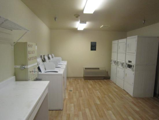 Extended Stay America - Los Angeles - La Mirada: On-Premise Guest Laundry