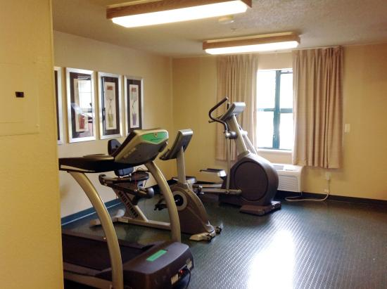Extended Stay America - Philadelphia - Bensalem: On-Site Fitness Facility
