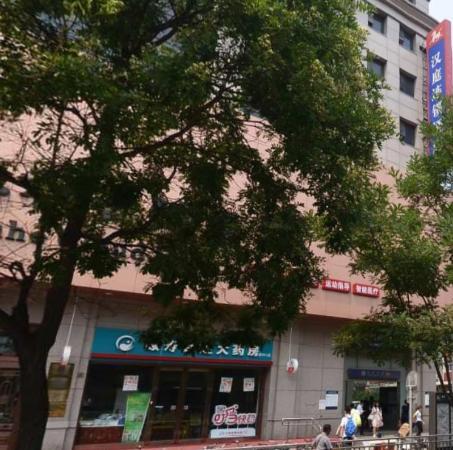 Hanting Express Beijing Dengshikou: 外観