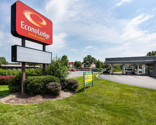 Econo Lodge Resort: Exterior