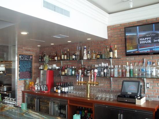 Wine list picture of fly n fish oyster bar and grill for Flying fish bar and grill