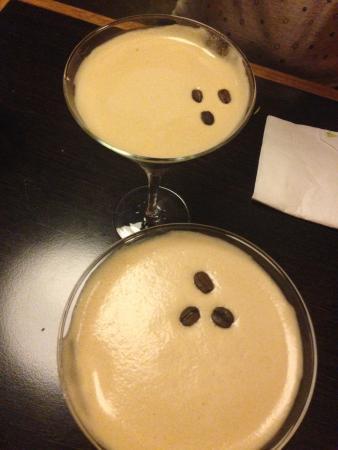 Bin 12: Expresso Martini's