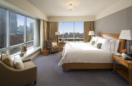 Four Seasons Hotel San Francisco: Premier One Bedroom Suite
