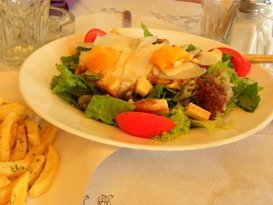 Ladokolla special salad