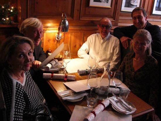 Brasserie Blanc Chancery Lane: Good friends, good food, good ambience