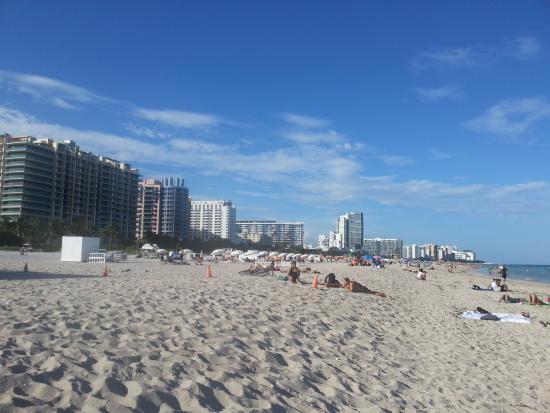 12th Street Beach Пляж