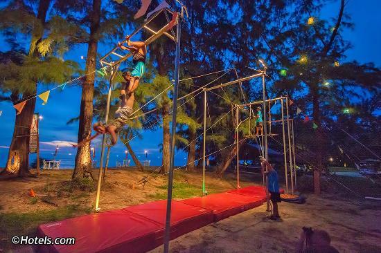 Flying Trapeze Phuket Adventure KidzSole