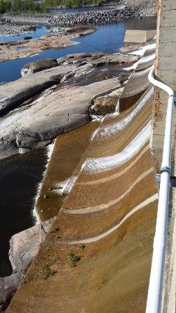 Pinawa, كندا: dam