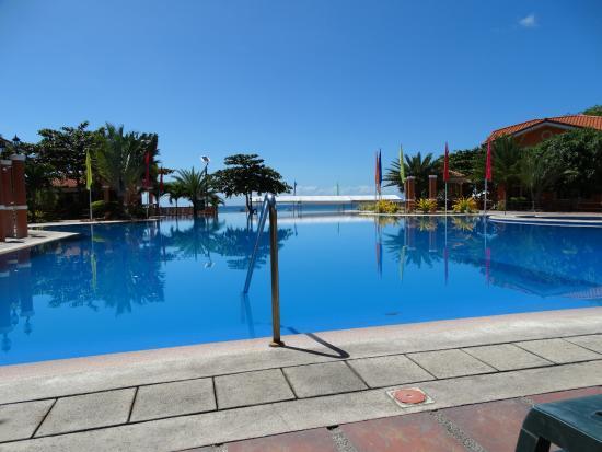 Estrellas de Mendoza Playa Resort: The pool