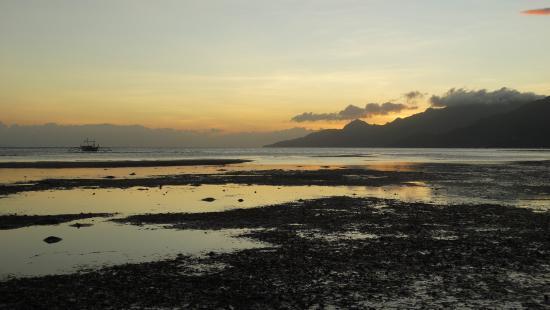 Estrellas de Mendoza Playa Resort: The view on the beach