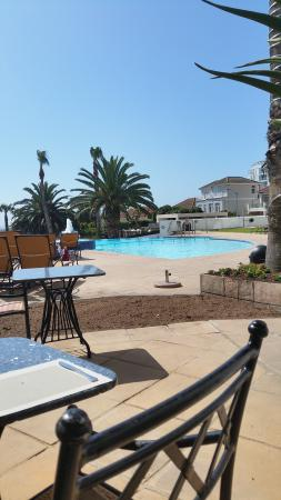 อ่าวแบนทรี, แอฟริกาใต้: Poolside