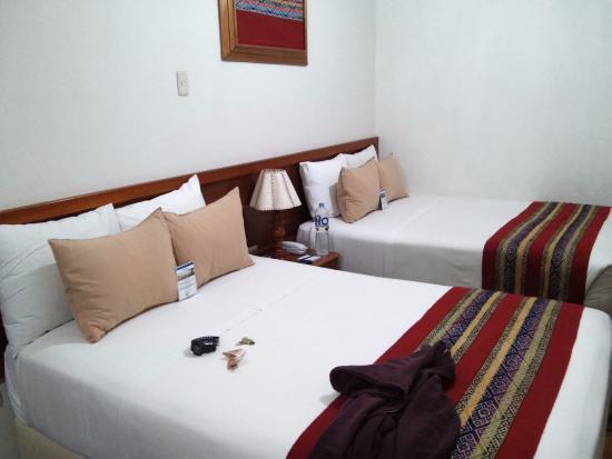 BEST WESTERN Los Andes De America: room