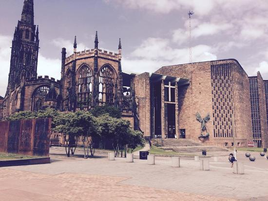 Coventry, UK: Cathedral