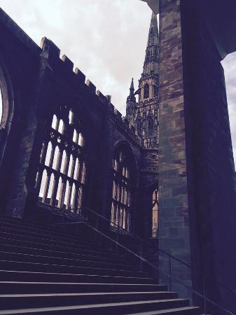 Coventry, UK: Old Cathedral