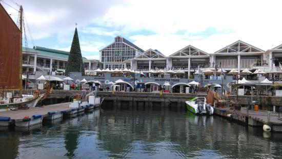 At Winkfield House: Cape Town Waterfront