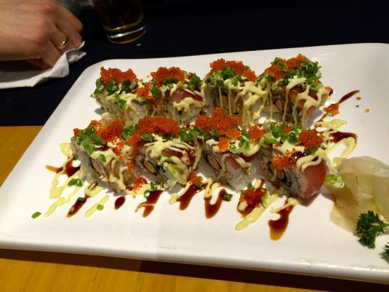 Wasabi Sushi Lounge, Bagsværd - Restaurantanmeldelser - TripAdvisor