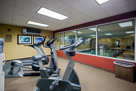 Vandalia, IL: Fitness Center