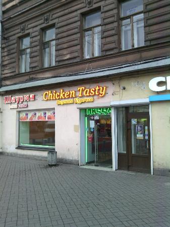Chicken Tasty