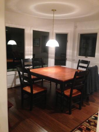 Carnelian Bay, Kalifornia: Dining Room
