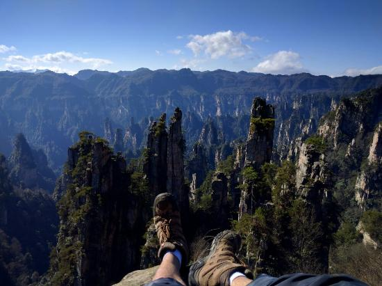 Tianzi Mountain: IMG_20151207_132425_large.jpg