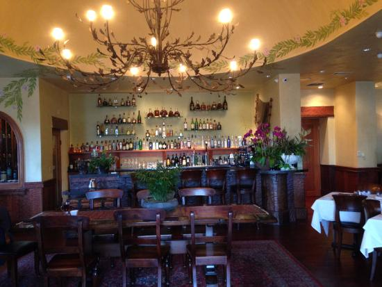 The Bar Picture Of Shalizaar Restaurant Belmont Tripadvisor