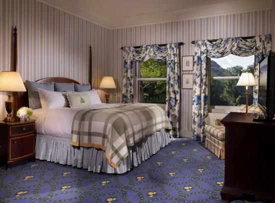 Hot Springs, VA: Deluxe Room with View