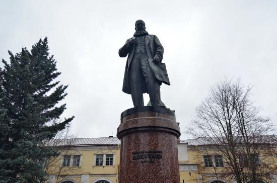 V.V. Dokuchaev Monument