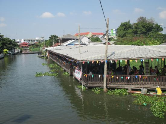 Bang Phli Floating Market