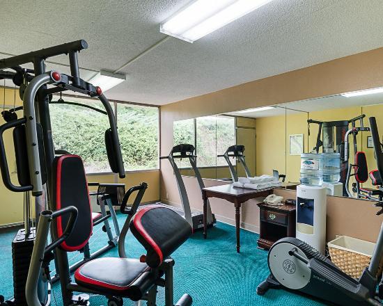 New Market, VA: Fitness Center
