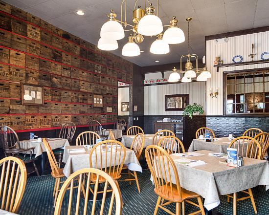 New Market, VA: Restaurant