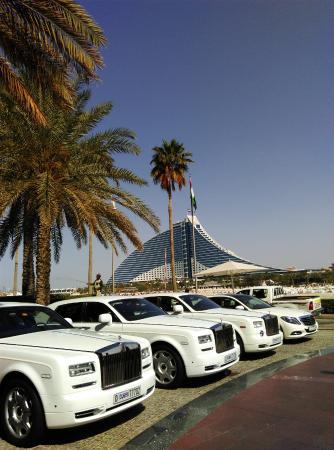 Car Service Picture Of Burj Al Arab Dubai Tripadvisor
