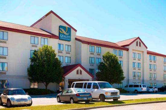 Quality Inn Suites Airport Indianapolis In Hotel